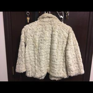 Robert Rodriguez Jackets & Coats - Robert Rodriguez Faux Fur Coat